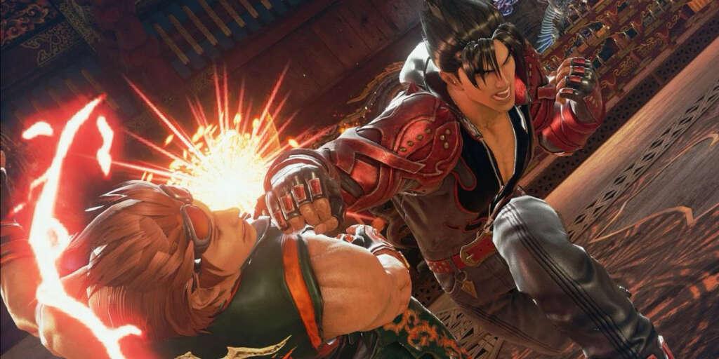 Tekken Online Challenge