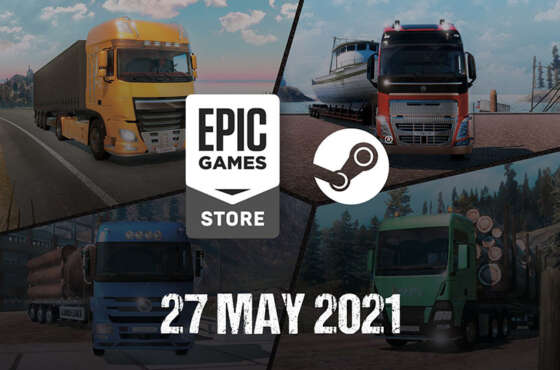 Truck Driver llega a Steam el 27 de mayo