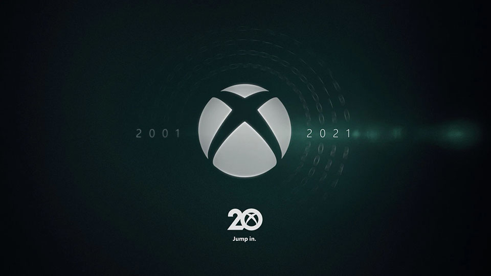 20 años de Xbox