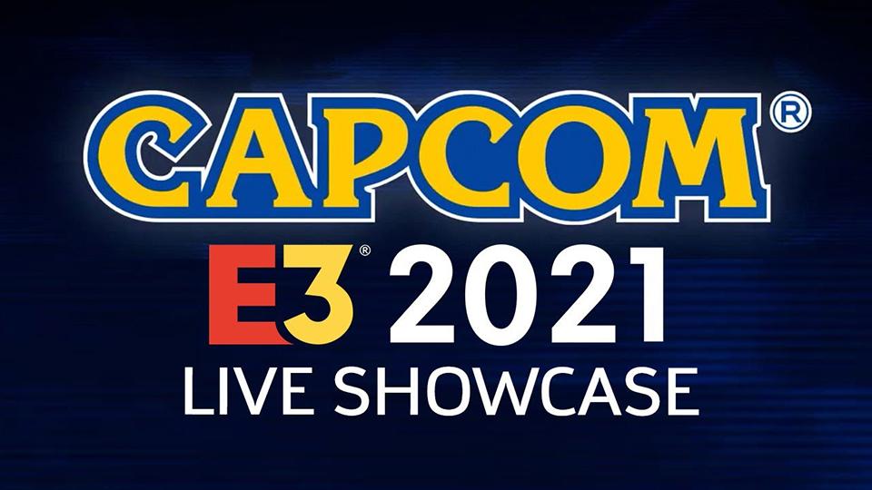 El evento Capcom E3 2021