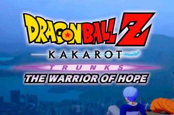 ¡El tercer contenido descargable de DRAGON BALL Z: KAKAROT!