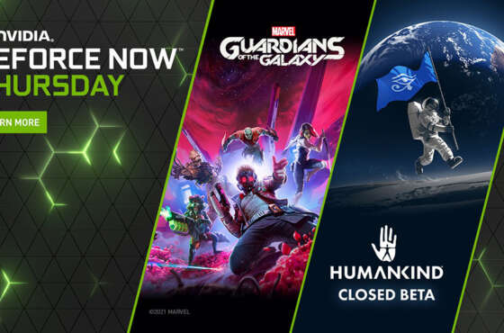 GeForce Now, una nueva actualización del servicio y 10 juegos más