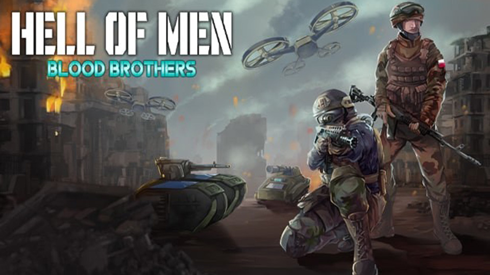 Hell of Men Blood Brothers