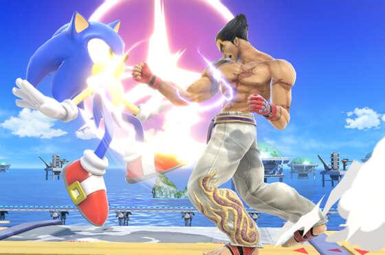 Kazuya Mishima, se une al plantel de Super Smash Bros. Ultimate