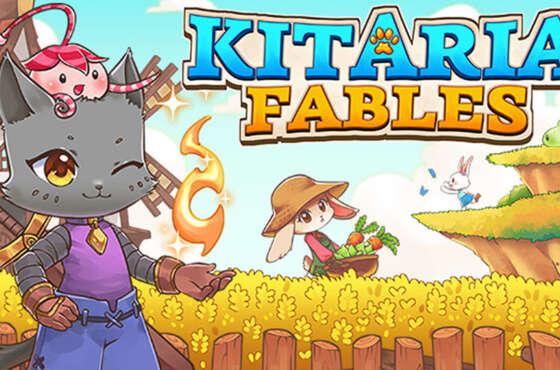 Kitaria Fables ya disponible en PlayStation 4, PlayStation 5 y Nintendo Switch