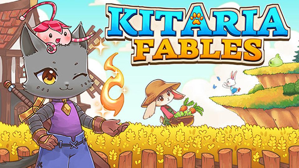 Kitaria Fables revela un nuevo Gameplay