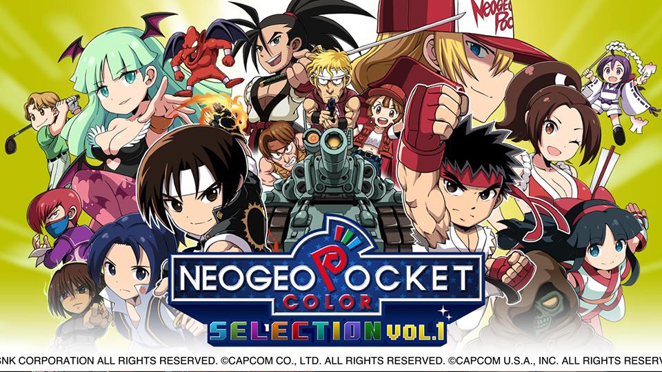 Neo Geo Pocket Color Selection Vol.1