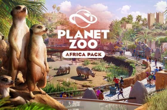 Planet Zoo se lanza a la aventura con el nuevo Pack África