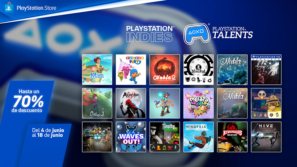 PlayStation Indies vuelve a PlayStation Store