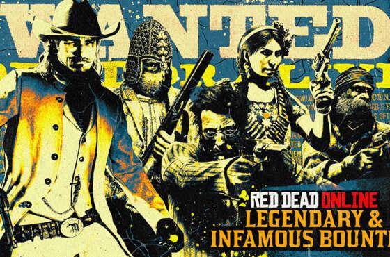 Bonificaciones en Red Dead Online