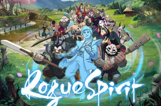 Rogue Spirit, se lanza hoy en acceso anticipado en Steam hoy