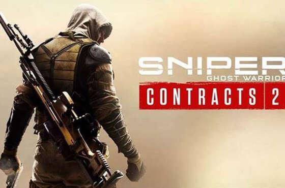 Sniper Ghost Warrior Contracts 2 se despliega en PS5