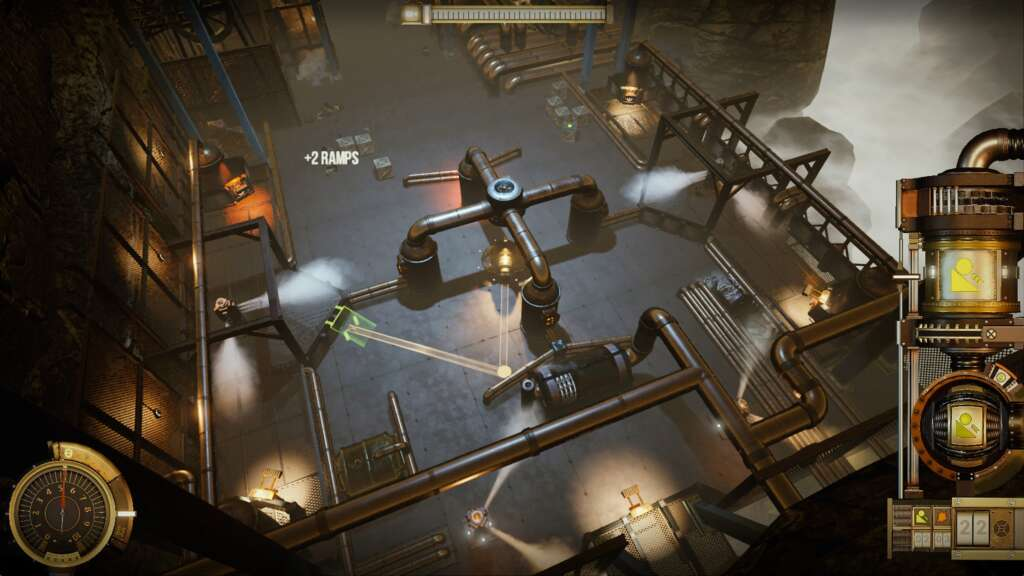 Steamroll: Rustless Edition