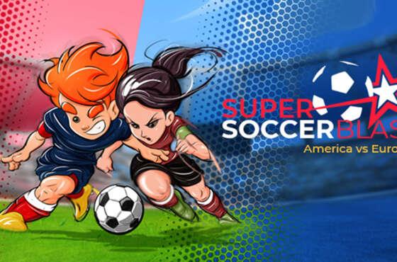Super Soccer Blast: America vs Europe llega el 11 de junio