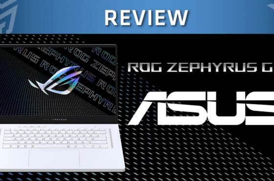 Asus ROG Zephyrus G15 GA503QS-HQ003T – Review