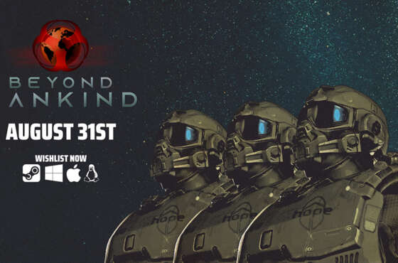 Beyond Mankind, la demo privada
