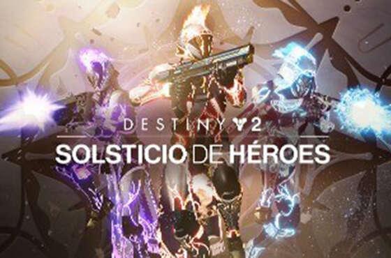 Destiny 2, Solsticio de Héroes