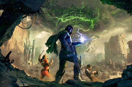 Los personajes, armas y escenas de Encased en las nuevas imágenes de juego