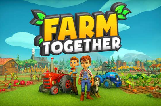 Farm Together Deluxe Edition ¿Preparado para tu nueva vida en el campo?