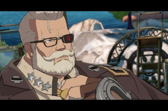 Goldlewis Dickinson es el primer personaje que se unirá al plantel de Guilty Gear -Strive-