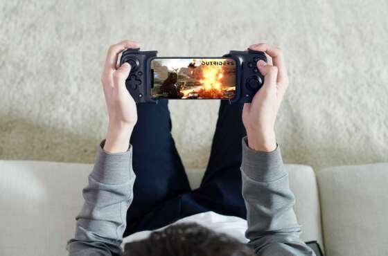 El nuevo mando Razer Kishi para Iphone soporta juego en Xbox Game Pass Ultimate