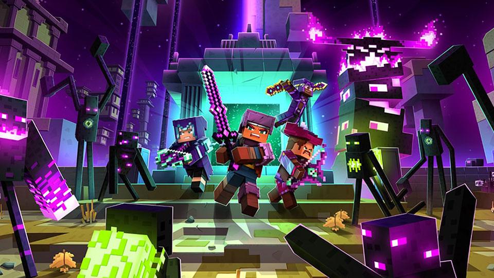 ¡El DLC Echoing Void de «Minecraft Dungeons» llega el 28 de julio!