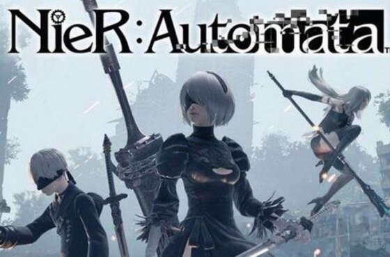 Parche de actualización de la versión Steam de NieR:Automata