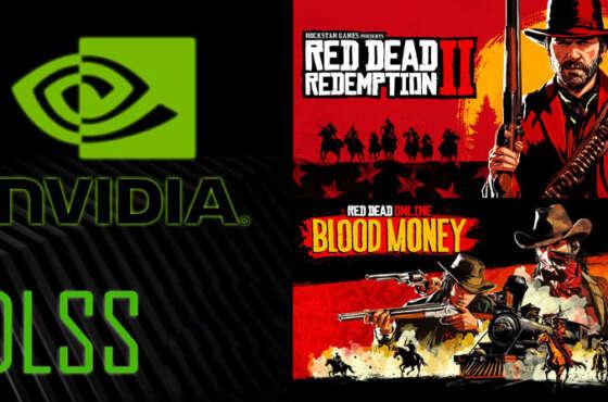El Nvidia DLSS llega a 'Red Dead Redemption 2' y 'Red Dead Online' el 13 de julio