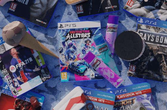 """Los """"helados"""" más refrescantes de PlayStation"""