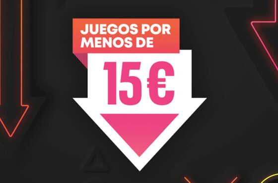 Ya disponible la promoción Juegos por menos de 15€ en PlayStation Store