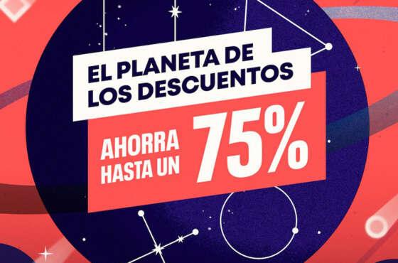 El Planeta de los descuentos vuelve a PlayStation Store