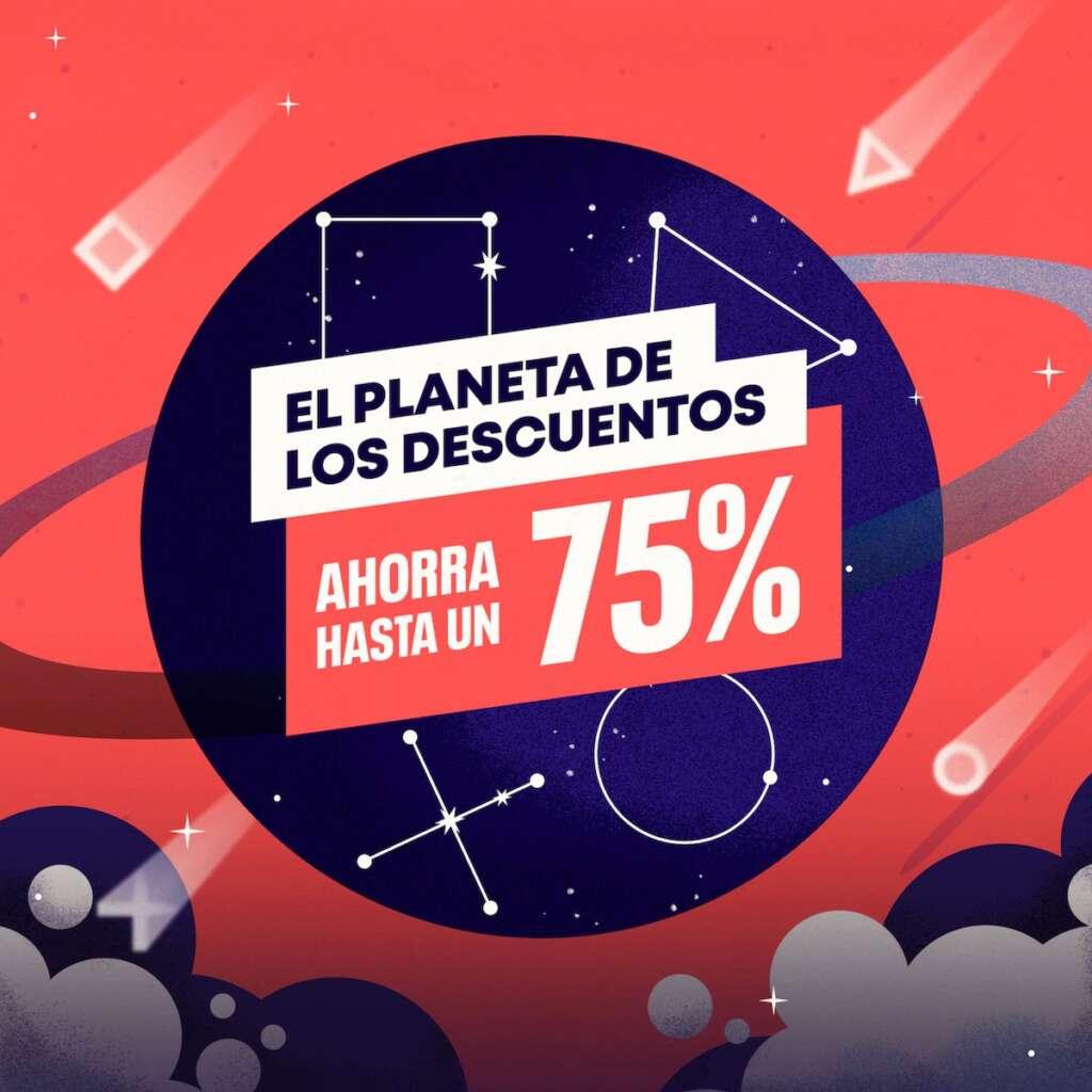 El Planeta de los descuentos PlayStation Store