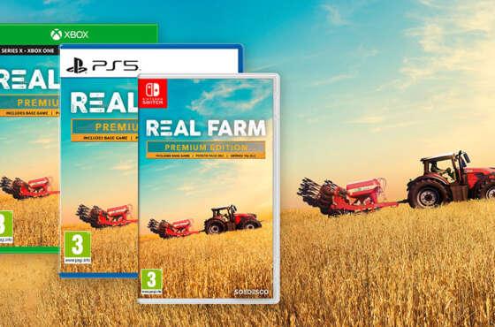 Real Farm – Premium Edition llegará a PS5™, Xbox Series X S y Nintendo Switch