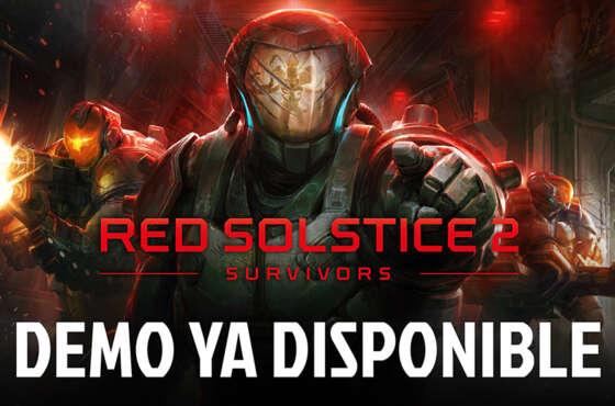 Demo de Red Solstice disponible por tiempo limitado