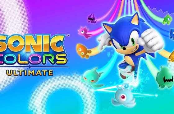 Las mejoras en alta definición de Sonic Colors: Ultimate en un nuevo vídeo
