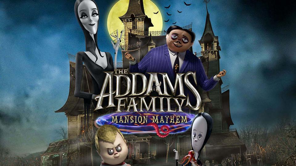 The Addams Family: Mansion Mayhem, el nuevo tráiler
