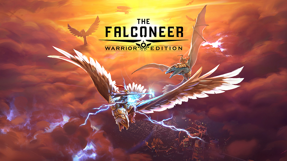 Surca los cielos con The Falconeer: Warrior Edition