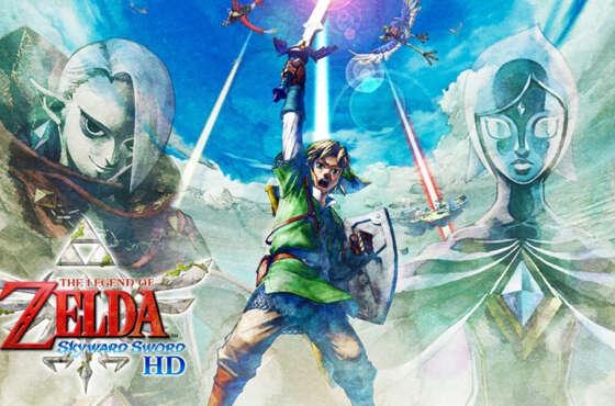 The Legend of Zelda: Skyward Sword HD para Nintendo Switch