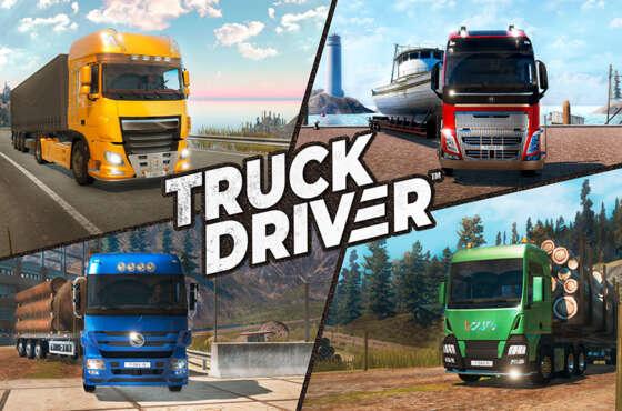 Heading North pronto llegará a Truck Driver