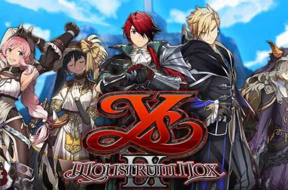 Ys IX: Monstrum Nox ya está disponible para Nintendo Switch y PC