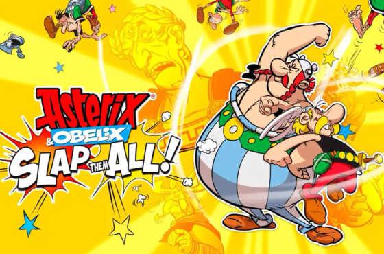 Asterix & Obelix: Slap Them All! revela su fecha de lanzamiento