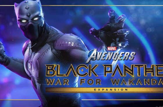 Black Panther: Guerra por Wakanda, ya está disponible