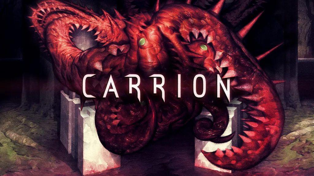juegos indies - Carrion