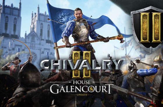 La Casa Galencourt llega a Chivalry 2