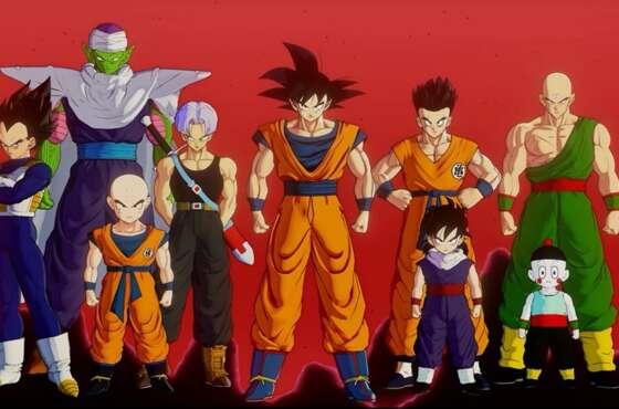 Dragon Ball Z Kakarot + EL DESPERTAR DE UN NUEVO PODER