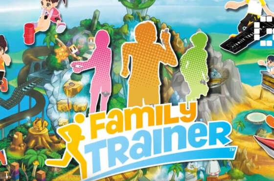 Family Trainer, descubre el sistema de juego