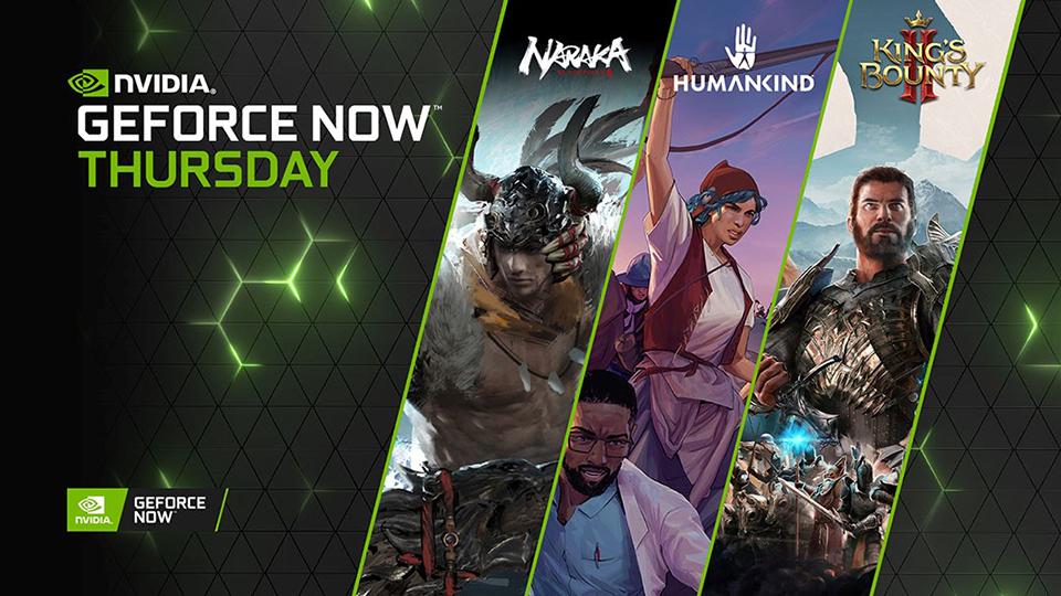 GeForce NOW recibirá 34 juegos en agosto