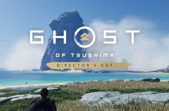 Ghost of Tsushima Director's Cut estrena su trailer de lanzamiento