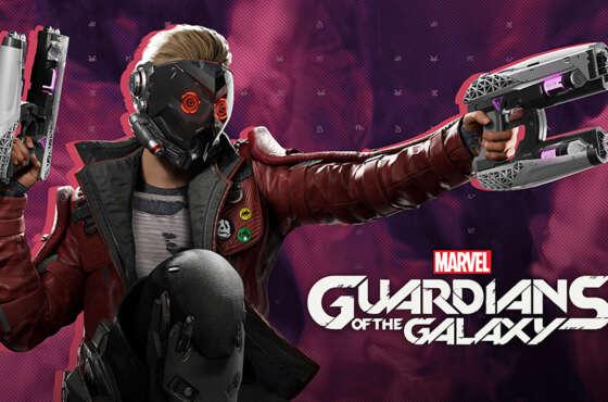Diseñando a los Guardianes de la Galaxia
