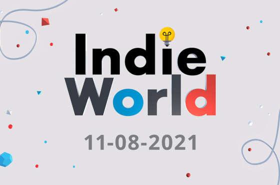 Indie World se ha mostrado una gran variedad de juegos indies que llegarán a Nintendo Switch en 2021